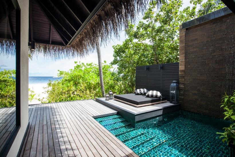 4_Outrigger Konotta Maldives_Beach Pool Villa_2