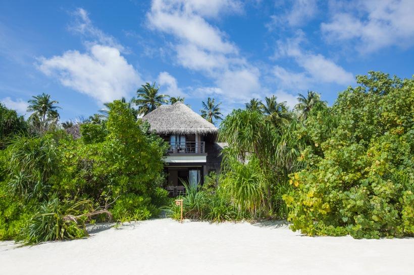 7_Outrigger Konotta Maldives_Two Bedroom Beach Pool Villa_exterior