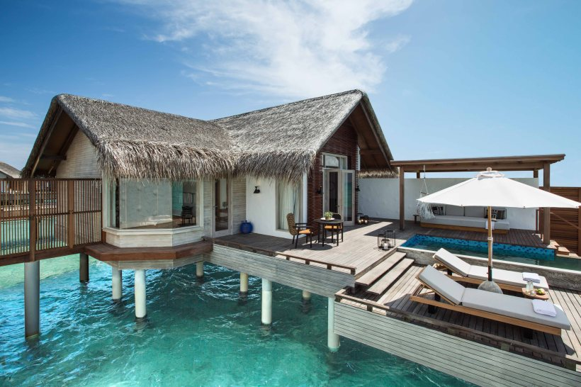 Water Villa Exteriors 013